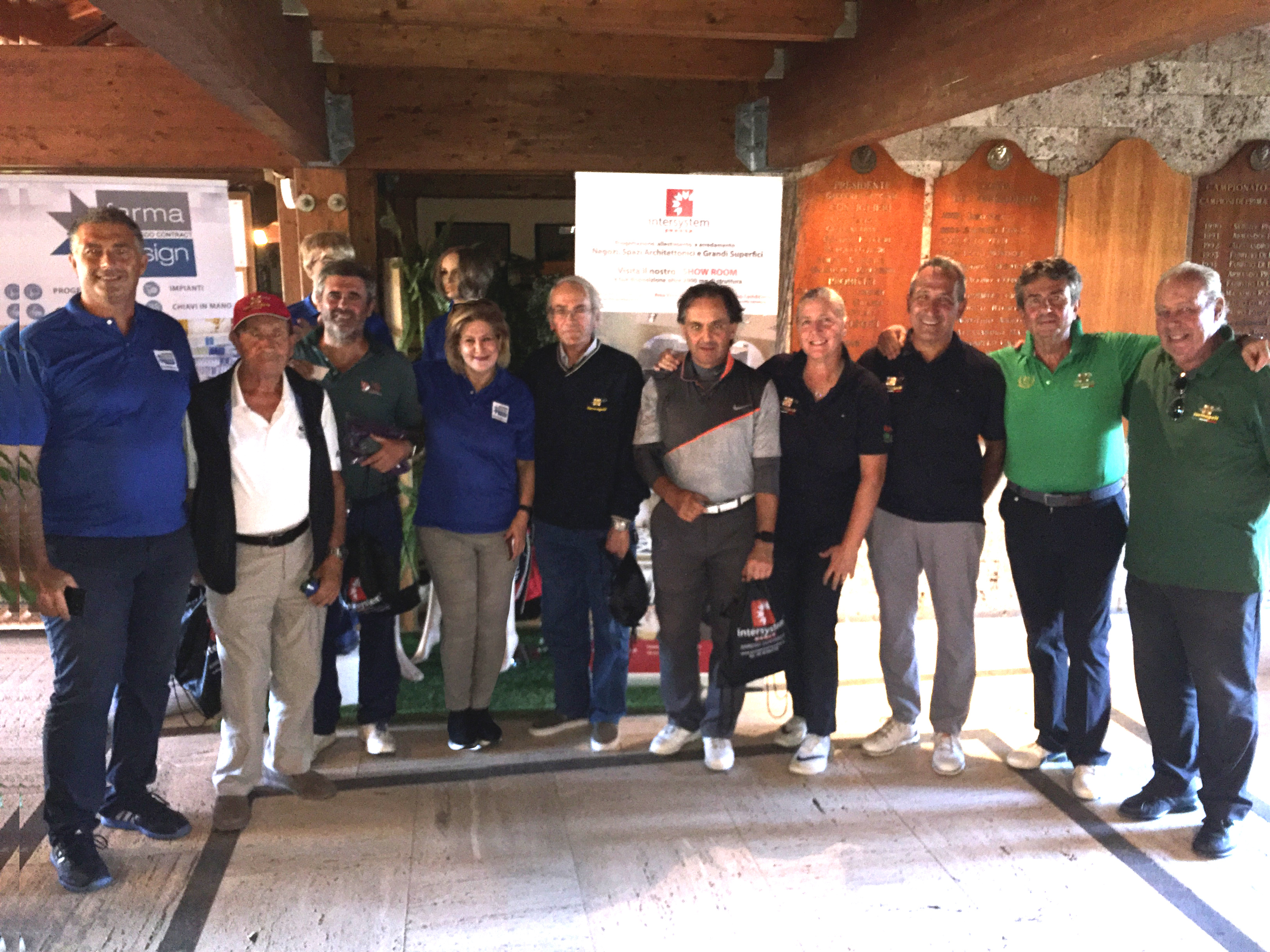 FarmaDesign Foto Evento Golf 26/09/2018